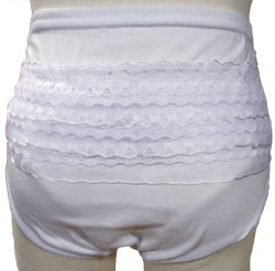 Poly-cotton Knit Diaper Cover [DCLT001]