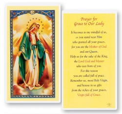 Prayer For Grace Laminated Prayer Cards 25 Pack [HPR840]