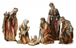 Resin Nativity Set - 20 inch [RM0327]