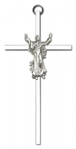 "Risen Christ Wall Crucifix  6"" [CRB0043]"