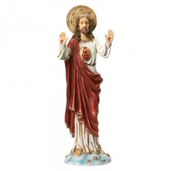Sacred Heart of Jesus Statue [TGS0061]