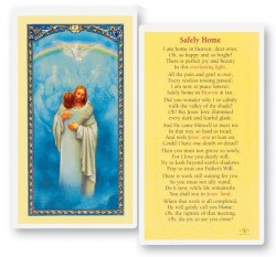 Safely Home Laminated Prayer Cards 25 Pack [HPR150]