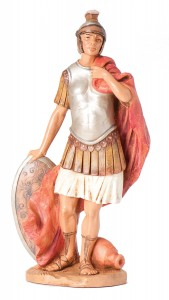 "Soldier Marcus Nativity Statue - 12"" scale [RMCH026]"