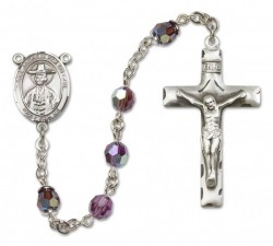 St. Andrew Kim Taegon Rosary -Heirloom Squared Crucifix [RBEN0076]