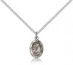 Women's Oval St. Anthony Medal [CM2179]