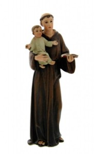 "St. Anthony Statue 4"" [RM46482]"