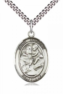St. Anthony of Padua Medal [EN6004]
