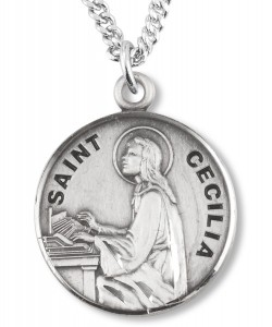 St. Cecilia Medal [REE0063]