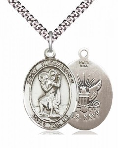 St. Christopher Navy Medal [EN6054]