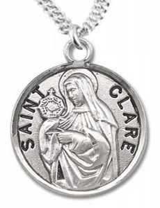 St. Clare Medal [REE0067]