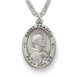 St. Francis Medal   [SN215]