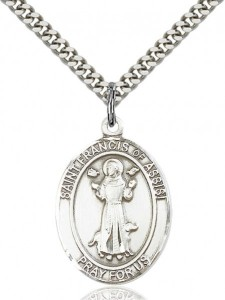 St. Francis of Assisi Medal [EN6072]