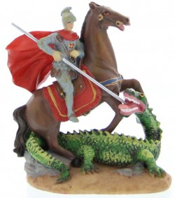 "St. George Statue 3.5"" [RM40606]"