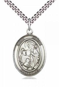 St. James the Greater Medal [EN6110]