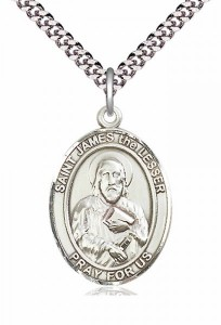 St. James the Lesser Medal [EN6405]