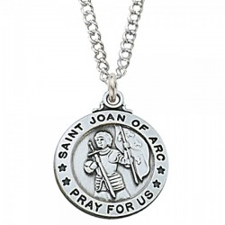 St. Joan of Arc Medal [ENMC027]