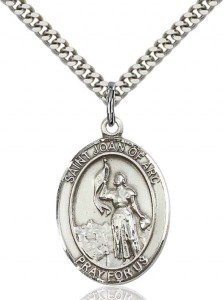 St. Joan of Arc Medal [EN6113]