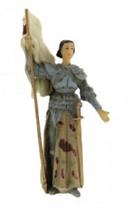 "St. Joan of Arc Statue 3.5"" [RM50293]"