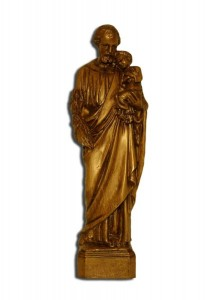 St. Joseph & Child Statue - 6.75 inches [GSCH1219]
