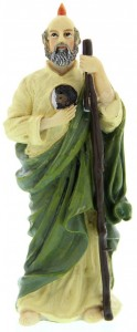 "St. Jude Statue 3.75"" [RM50274]"