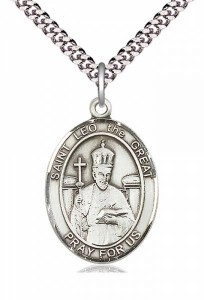 St. Leo the Great Medal [EN6256]