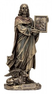 St. Luke the Evangelist Statue - 8 1/2 inches [GSS029]