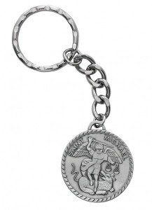 St. Michael Key Ring [AU0087]