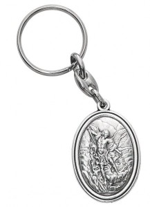 St. Michael Key Ring [AU0100]
