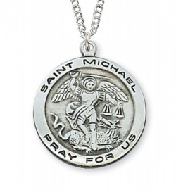 Women's or Teen St. Michael Medal [MVM1037]