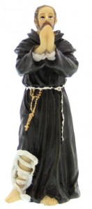 "St. Peregrine Statue 3.75"" [RM50275]"