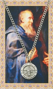 St. Philip Medal with Prayer Card [PC0111]