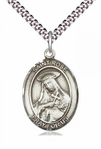 St. Rose of Lima Medal [EN6206]