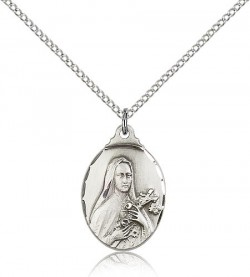 Women's St. Therese of Lisieux Medal [CM2216]