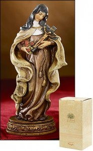 St. Theresa Statue - 6 High [MIL1046]
