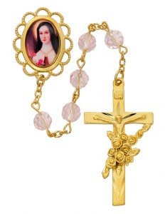 St. Therese of Lisieux Rosary [RB3208]