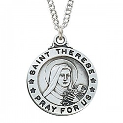 St. Therese Medal [ENMC061]