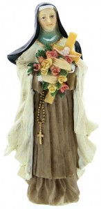 "St. Therese Statue 3.5"" [RM50273]"
