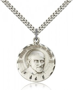Men's St. Vincent De Paul Medal [BM0849]