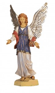 Standing Angel Figure for 27 inch Nativity Set [RM0121]