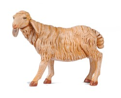 Standing Sheep Figure for 20 inch Nativity [SHP1000]