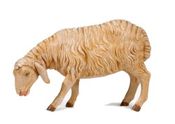 Standing Sheep Figure for 27 inch Nativity Set [RM0125]