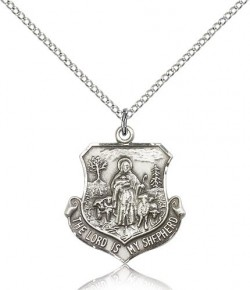 The Lord Is My Shepherd Medal [CM2202]