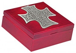 The Lord's Call Cross Keepsake Box [TCG0051]