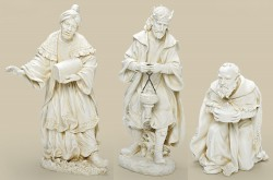 Three-piece Wise Man Set, Outdoor or Indoor 26.5 inches [RM0013]