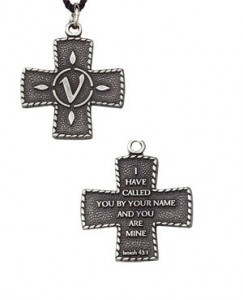 Vocare Cross Pendant [TCG0375]