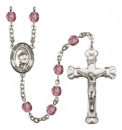 St. Mother Teresa of Calcutta Birthstone Rosary [RBENW8295]