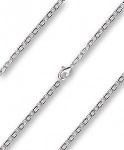 Women's Cable Chain with Clasp [BLCH0012]
