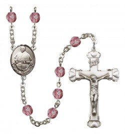 Women's Pope Francis Birthstone Rosary [RBENW8451]