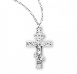 Women's St. Andrews Crucifix Necklace [HMM3330]