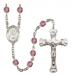 Women's St. Frances of Rome Birthstone Rosary [RBENW8365]
